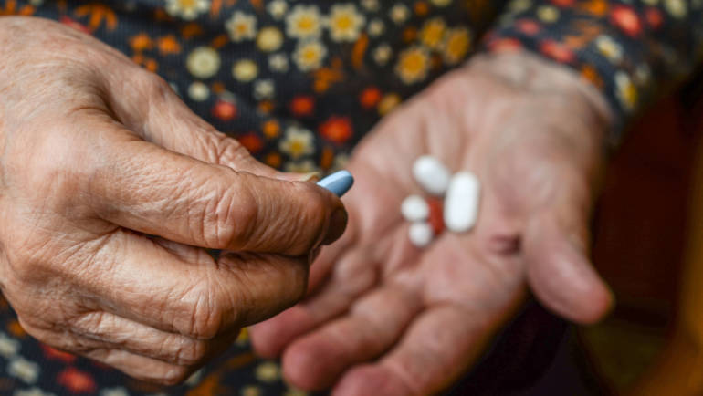 Helping Our Aging Parents with Medication Management