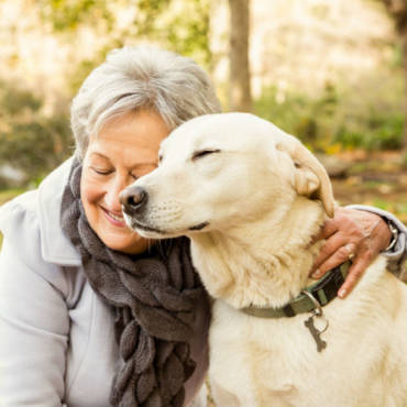 Seniors and Pets: A Great Relationship